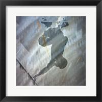 Framed Skater I