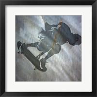 Framed Skater II