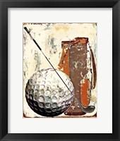 Framed Golf