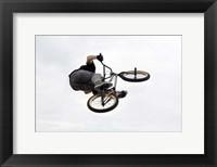 Framed BMX Above