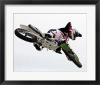 Framed Motocross I