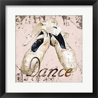 Framed Dance Shoes