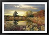 Framed Arrival of Dawn