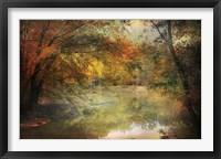 Framed Autumn Dream