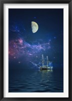 Framed By Way of the Moon and Stars
