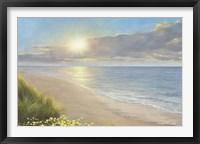 Framed Beach Serenity