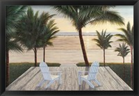 Framed Palm Beach Retreat