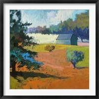 Framed Paysage Cinq