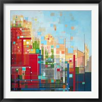 Framed Neighborhood 8 Meridian