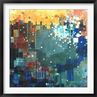 Framed Color of Hope