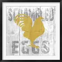 Framed Scrambled Eggs