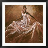 Framed Ethereal Grace
