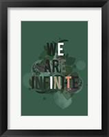 Framed Infinite
