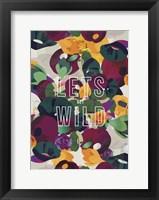 Framed Wild