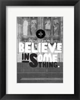 Framed Believer