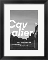 Framed Cavalier