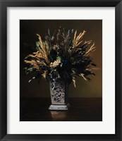 Framed Dry Flower Bouquet