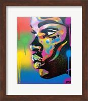 Framed Kiss Series 2 Rainbow