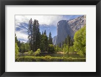 Framed El Capitan