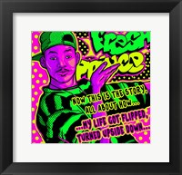 Framed Fresh Prince