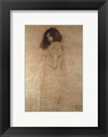 Framed Portrait of a Young Woman, 1896-97