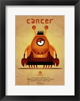 Framed Cancer