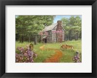 Framed Old Hickory Tavern 4