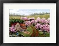 Framed Springtime