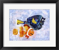 Framed Clownfish