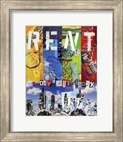 Framed Rent