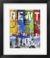 Framed Rent