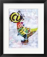 Framed Yoshi