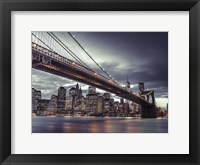 Framed Manhattan