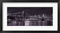 Framed New York Pano