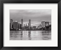 Framed New York  BW 2