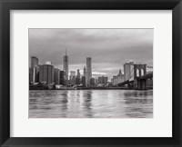 Framed New York  BW 2
