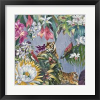 Framed Jungle Cats