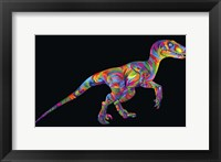 Framed Raptor