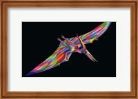 Framed Pterodactyl