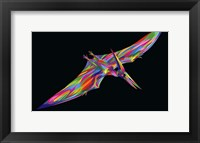 Framed Pterodactyl