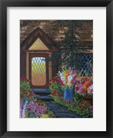Framed Summer Porch