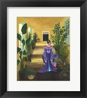 Framed Geisha 1