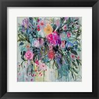 Framed Born Botanical