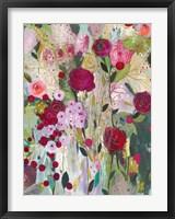 Framed Wild Rose