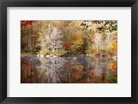Framed Autumn's Peak