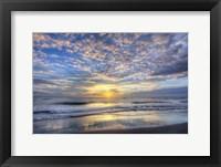 Framed Reflecting Dawn