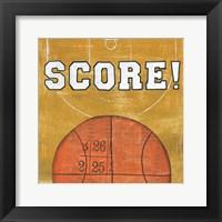 Framed On the Field II Score