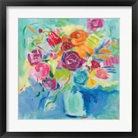 Framed Matisse Florals