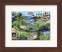 Framed Fairway Golf Resort