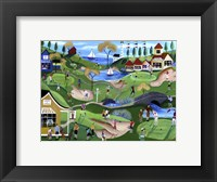 Framed Fairway Golf Resort